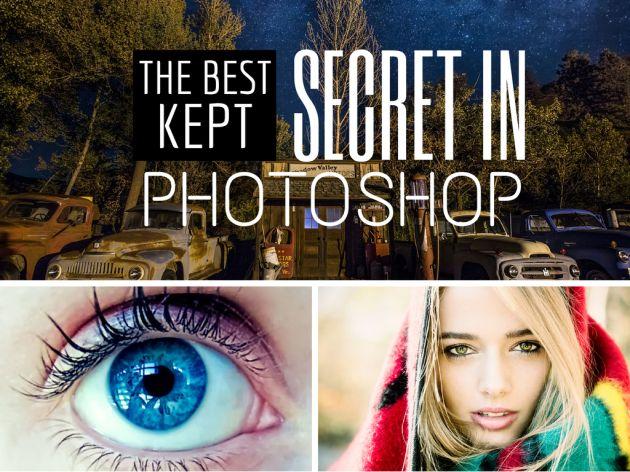 The Best Kept Secret in Photoshop: Layer Masks
