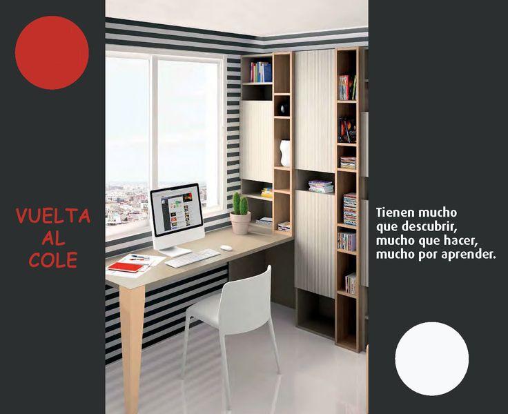 Aprovecha la vuelta al cole para renovar la zona de estudio y que empiece el curso con otra novedad http://espaijuvenil.cat/ #vueltaalcole #espaijuvenil