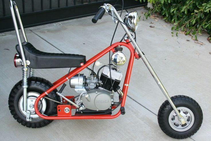 A Dd E B A C Ddc F B on Lil Indian Mini Bike