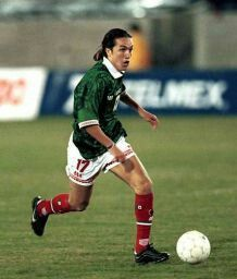 Mexico 3 Venezuela 1 in 1999 in Ciudad. Daniel Osorno scored after 29 minutes to make it 2-0 to Mexico in Group C at Copa America.