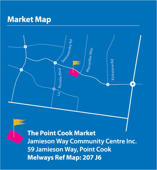 Point Cook market
