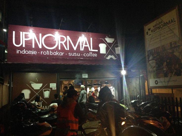 Warunk UPNORMAL di Bandung, Jawa Barat