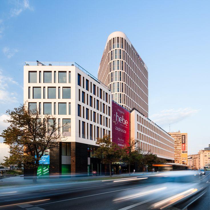 Plac Unii Lubelskiej, Warszawa - http://danielciesielski.com/