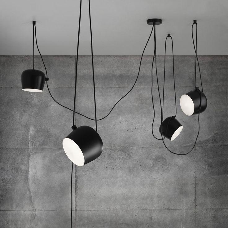 AIM Small Modern Pendant Lamp Designed By Ronan U0026 Erwan Bouroullec