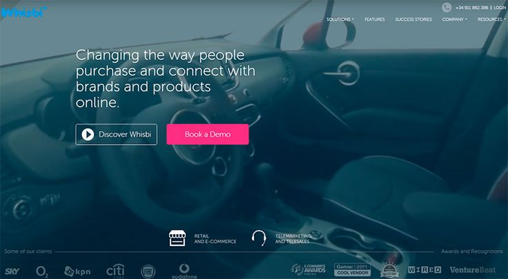 How Whisbi is helping to sell more cars online