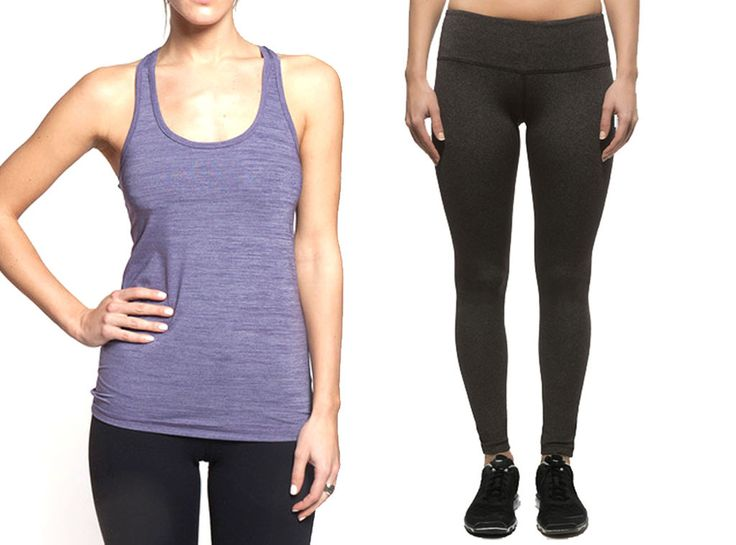 Cory Vines Essential Leggings & Tank from Editor Obsessions | E! Online