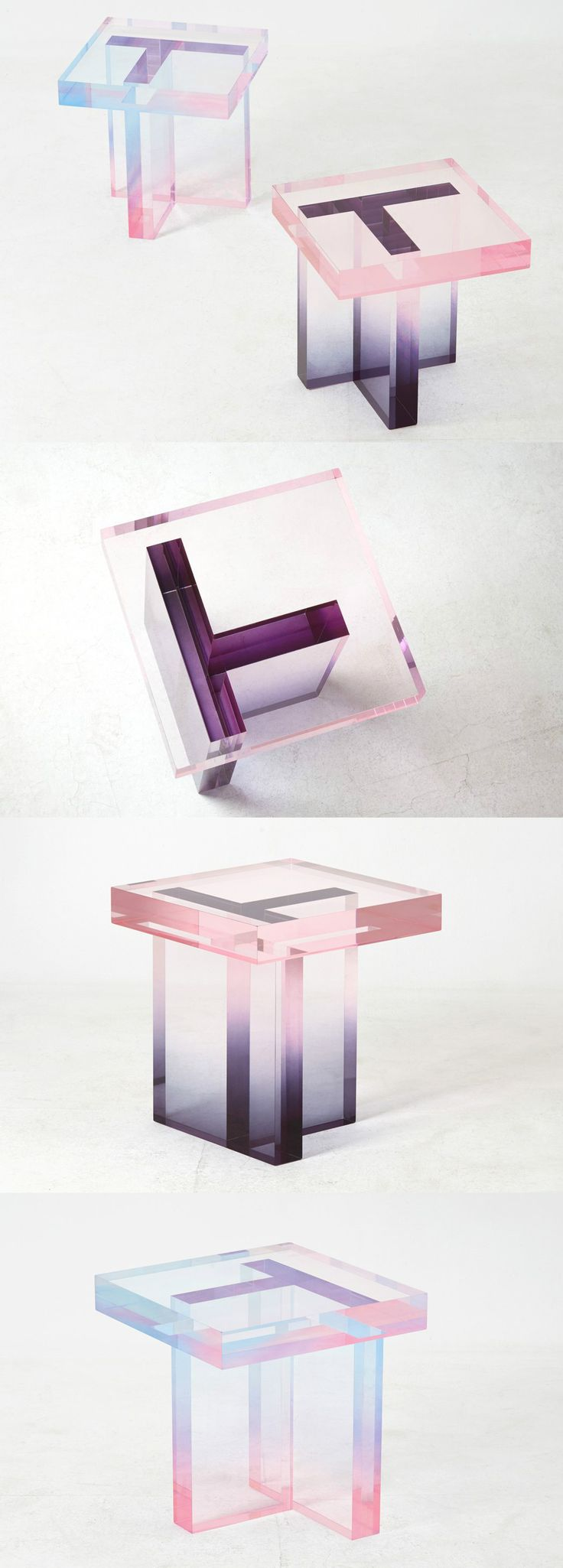 Iu0027m All For Shiny, Transparent Furniture And Fell In Love Immediately When  Looking At This New Series By Designer Sae Rom Yoon.