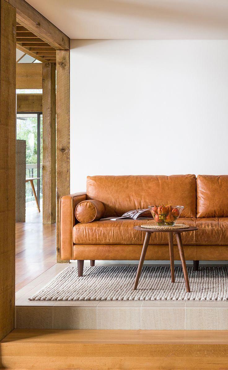 Sven charme tan sofa tuscandesign tuscan design living room