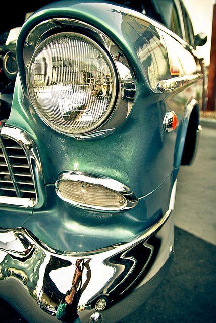 """unos de mis carros favoritos son los clásicos """"Classic Chevrolet"""""""