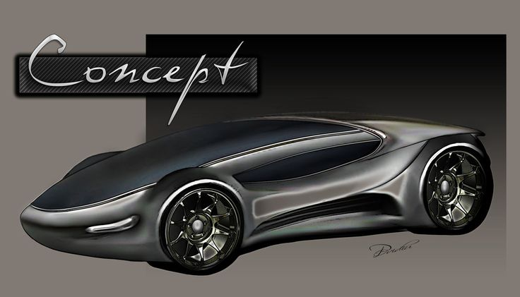 Concept Car by ovidiuart.deviantart.com on @DeviantArt