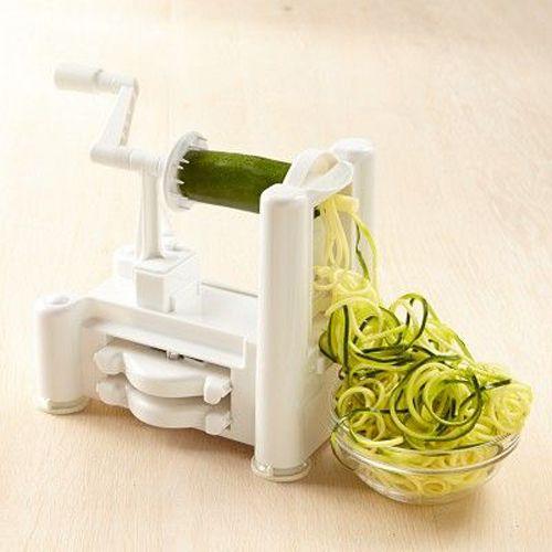 Odds & Ends: 5 Must-Have Kitchen Gadgets: Spiralizer