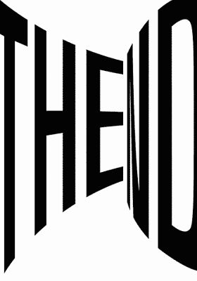 Anna Griesbach #typography #respect. Simple, but so good...I love it. #TheEnd