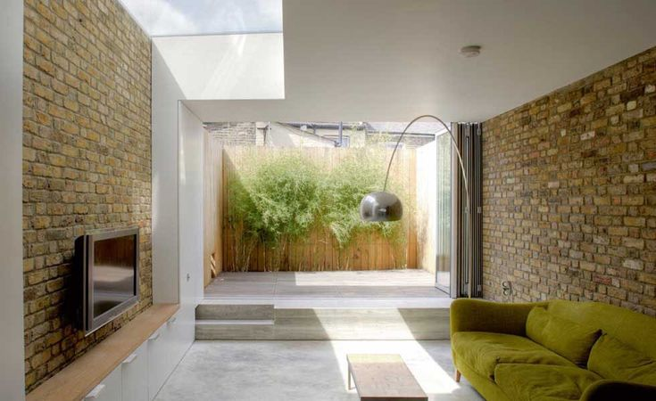 remodelled Victorian Terrace interior