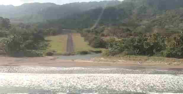Join the pilots of this Twin Otter on a challenging approach into Tambor Airport located on the Nicoya Peninsula. There are only two scheduled carriers that serve the airport, Nature Air and Sansa Airlines with aircraft that have STOL capabilities as the runway is a mere 700 meters long. Watch an approach video here: http://www.zerosixright.com/cockpit-approach-tambor-costa-rica/