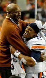 Bo and Cam!!! ~ Check this out too ~ RollTideWarEagle.com for great sports stories that inform and entertain. #Auburn #CamNewton
