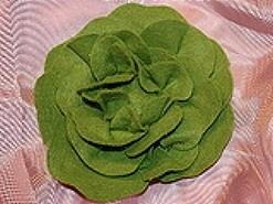 Salatkopf aus Filz