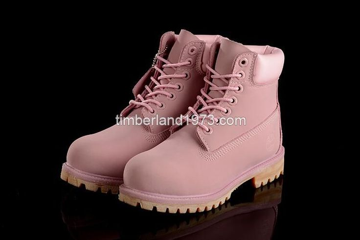 2017 Fashion Women's Timberland 6 Inch Boots All Pink$ 75.00