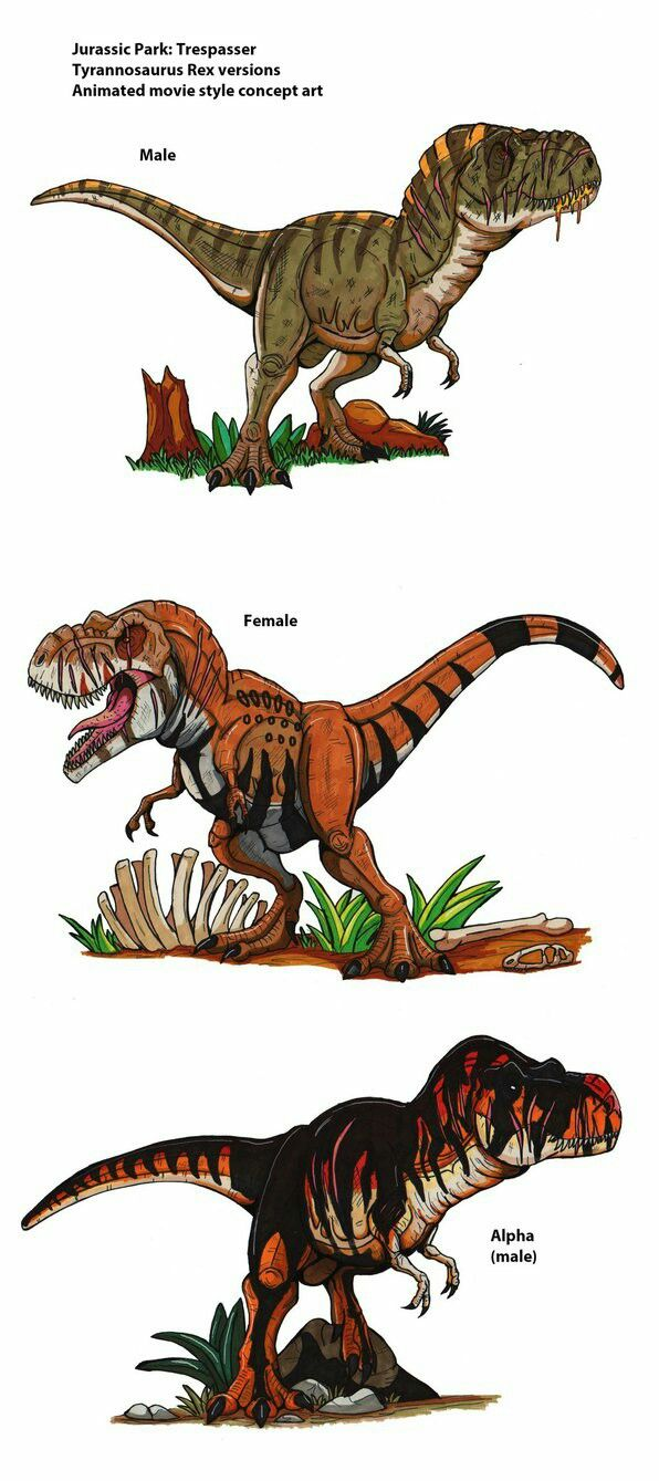 Jurassic park card 3 by chicagocubsfan24 on deviantart - T Rex Jurassic Park