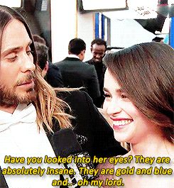 27 Reasons Jared Leto Was The Absolute Best Person During All Of Awards Season