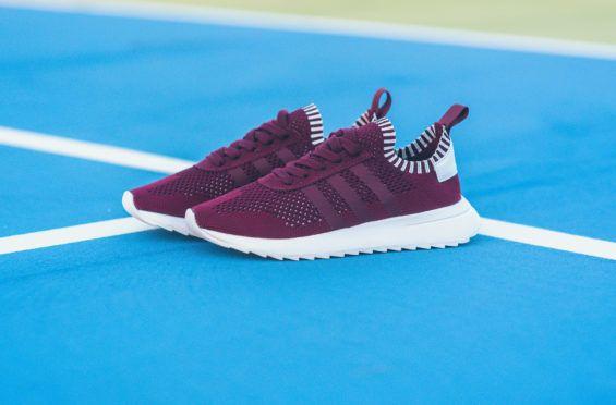 http://SneakersCartel.com Maroon Covers The Latest adidas Flashback Primeknit #sneakers #shoes #kicks #jordan #lebron #nba #nike #adidas #reebok #airjordan #sneakerhead #fashion #sneakerscartel