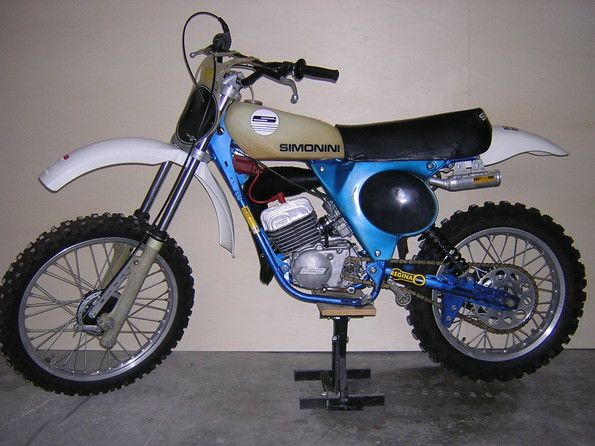 Simonini 125 cc.