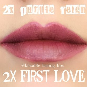 First Love & Purple Reign LipSense Colors LipSense Selfies pink purple lip LipStick Lip Sense by Senegence Guess what! I'm a real person! Message me and order here: Instagram @kissable_lasting_lips Facebook Business Page: https://m.facebook.com/kissablelastinglips/ Facebook VIP Group: https://www.facebook.com/groups/kissablelastinglips/ #lipsensedistributor #lipsense #senegence #shadowsense #shoplipsense #senegencedistributor #bealipsensedistributor #selllipsense #buylipsense