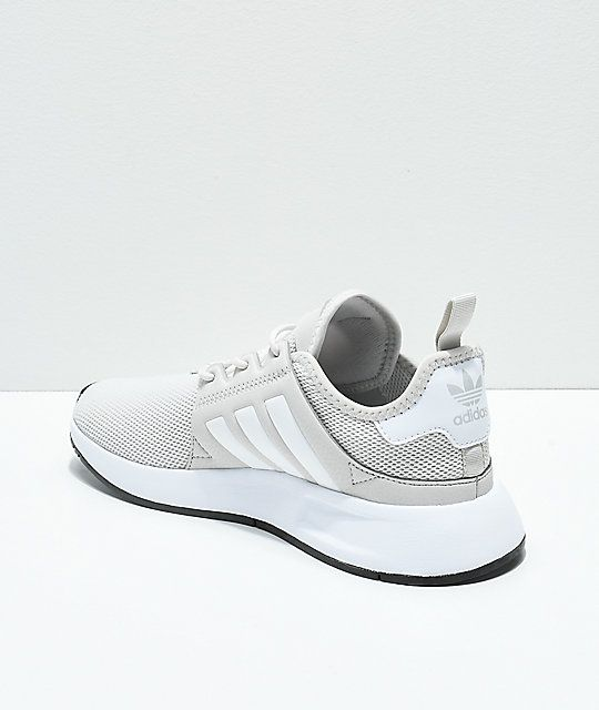 adidas Xplorer Light Grey & White Shoes