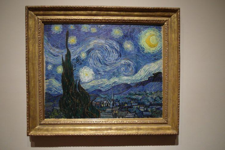 MOMA    MUSEUM    VAN GOGH