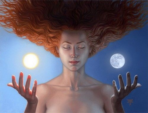 Hatha yoga e l'incantevole storia d'amore tra il sole e la luna...
