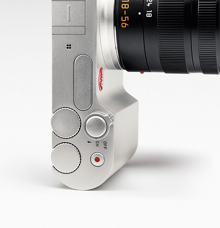 The Leica T is manufactured with innovative precision techniques from a single block of aluminum at the Leica factory. #LeicaT
