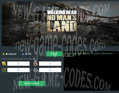 """Check out new work on my @Behance portfolio: """"The Walking Dead No Mans Land Hack Cheats"""" http://on.be.net/1MjXRZk"""