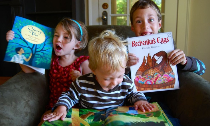 Read Around the World - Lists of fantastic picture books set in countries around the world!