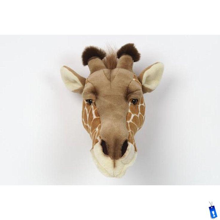 giraffe trophy stuffed giraffe stuffed animals trophy head trophy ...