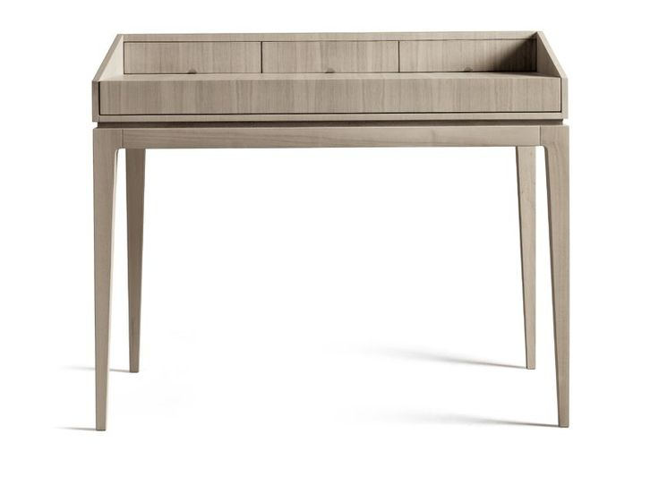 Wooden secretary desk G-651 by Dale Italia | design Arbet Design