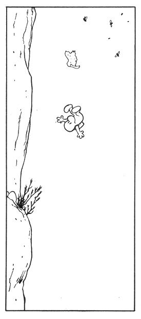 #comic panel from 'Bone' by Jeff Smith (issue 1, July 1991)