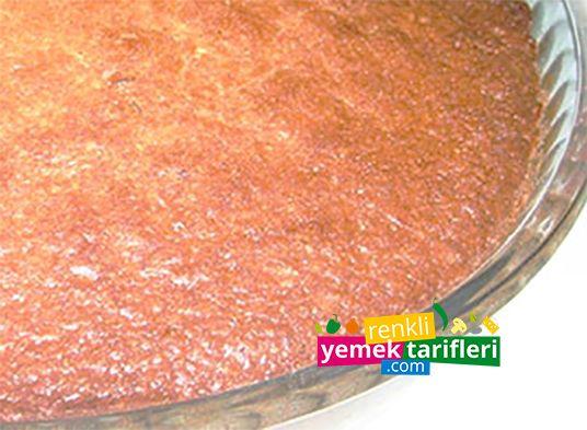 irmikli kek tarifi,kek tarifleri,irmikli kek yapılışı,irmikli kek yapımı http://www.renkliyemektarifleri.com.tr/irmikli-kek/