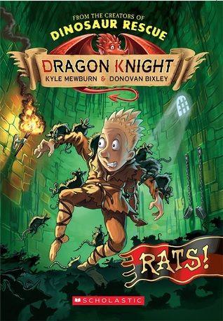 Rats! (Dragon Knight, #2)