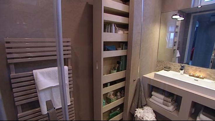 Apothekerskast Keuken Zelf Maken : Apothekerskast voor in de badkamer maken? Stap voor stap uitgelegd