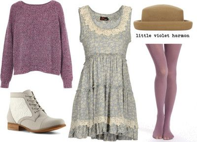 'Violet Harmon inspired' And I L O V E these shoes.