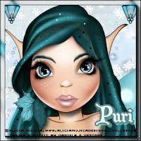 "MI RINCÓN GÓTICO: CT for Daniela E Designs, ""Snow Princess"""