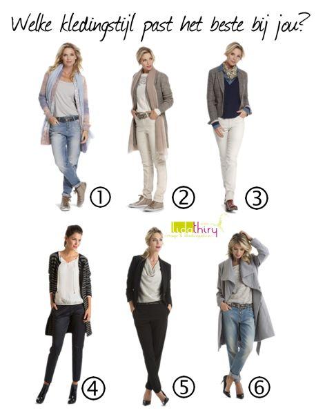 In zes stappen naar een eigen kledingstijl | www.lidathiry.nl | klik op de foto voor het bijbehorende bericht #kledingstijl #Promiss