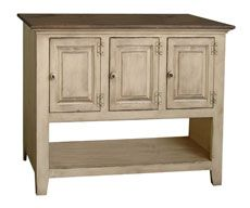 Colonial Pine Open Bottom Kitchen Island With Stained U0026 Varnished Finish By  Kloter Farms. Kitchen RedoGazeboBedroom FurnitureOutdoor ...