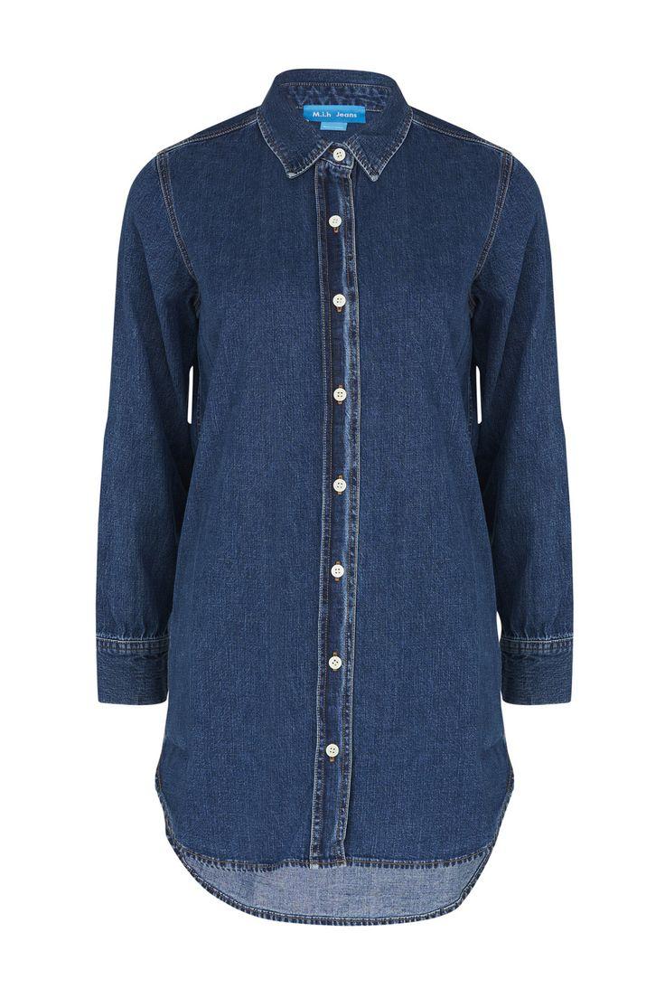 M.i.H Jeans - | Denim Oversized Shirt