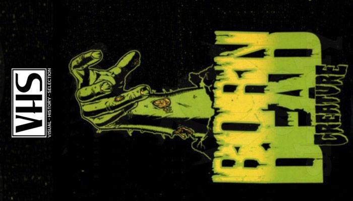 David Gravette | Born Dead
