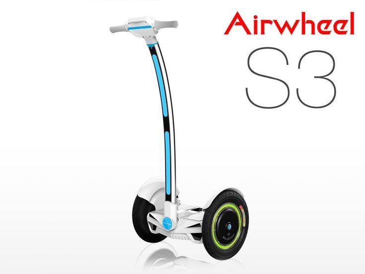 Ståhjulingen Airwheel S3