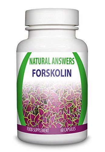 Forskolin by Natural Answers - 60 Capsules - 1 Month Supply - High Strength 100% Pure Natural Powerful Fat Burner Tablets for Women and Men - Healthy Weight Loss & Blood Sugar Support to Help You Lose Weight Quickly and Burn Fat Fast! - UK Manufactured - http://weight-loss.mugambogroup.com/forskolin-by-natural-answers-60-capsules-1-month-supply-high-strength-100-pure-natural-powerful-fat-burner-tablets-for-women-and-men-healthy-weight-loss-blood-sugar-support-to-help-you-lose