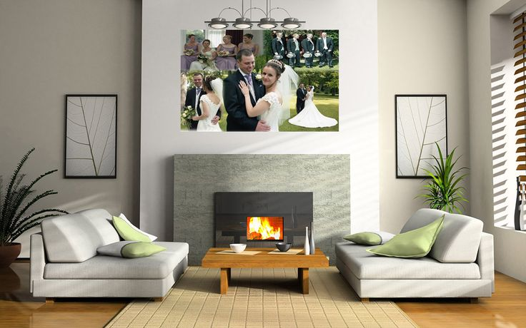 Art Over Sofa #3