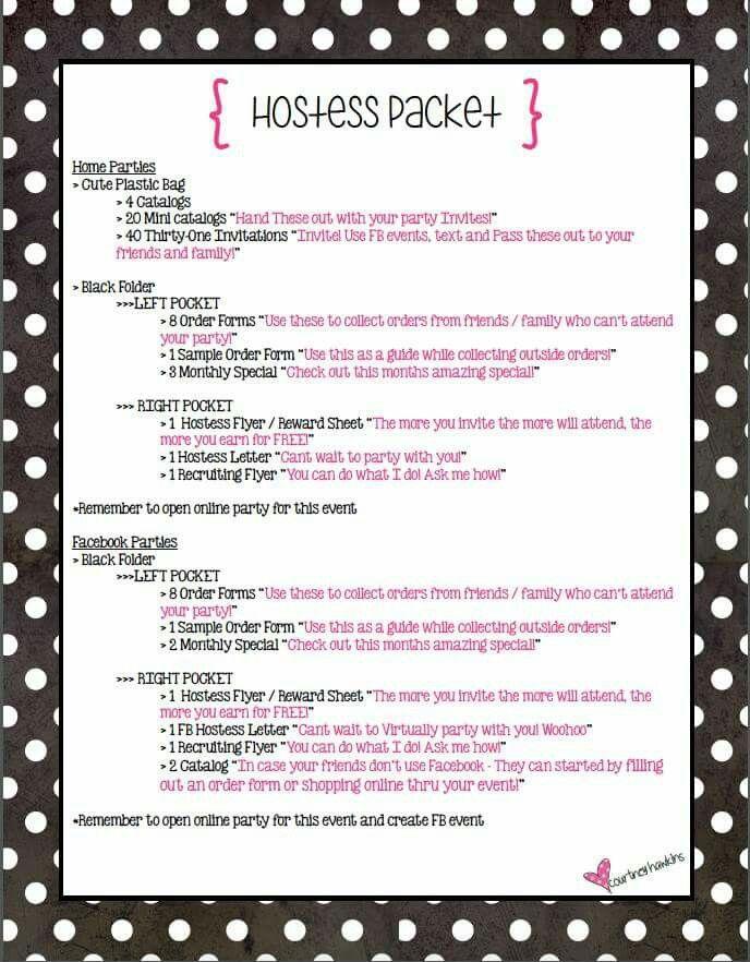 best 25 thirty one hostess ideas on pinterest