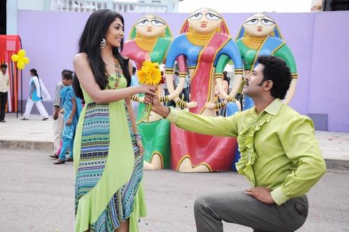 'Ramachari' Movie Stills ft. Kamalinee Mukherjee - May 8, 2013