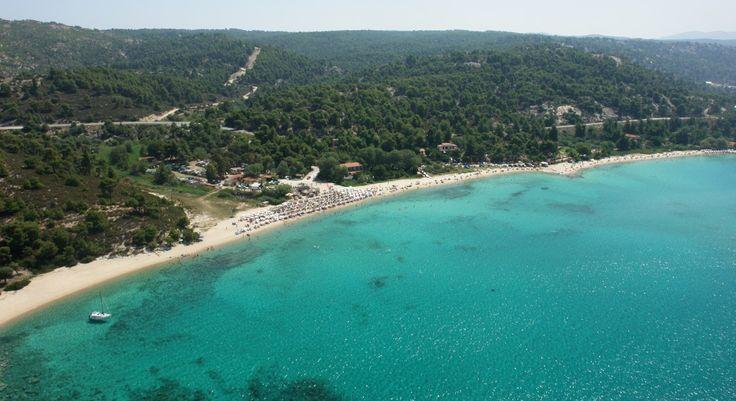 Χαλκιδική - Ακτή Καλογριάς 1